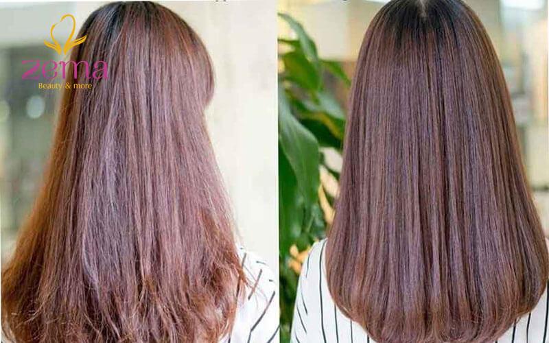 Trà có thể làm thay đổi mái tóc khô xơ của bạn thành mềm mượt trong tích tắc