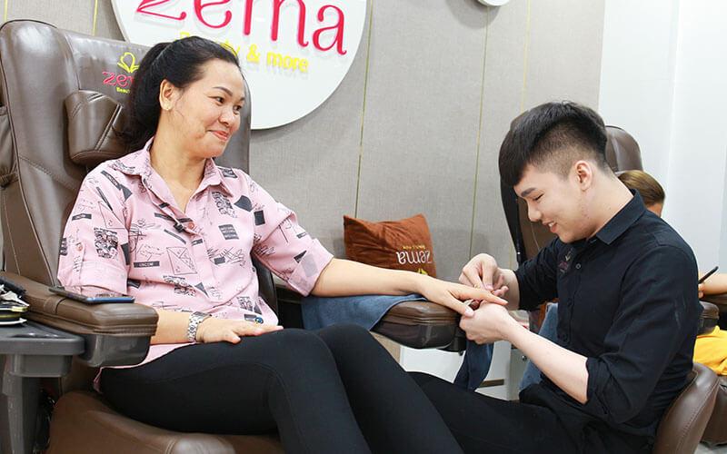 Top 12 tiệm nail đẹp nhất Sài Gòn không thể không đến thử 1 lần