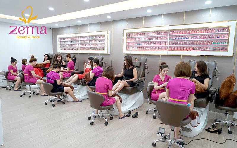 Hệ thống Nails - Hair - Spa hàng đầu Việt Nam