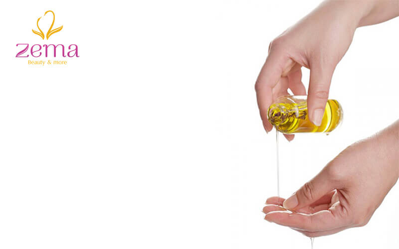 Chăm sóc móng tay bằng dầu oliu