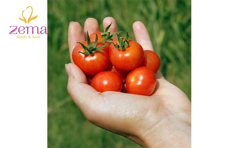 Cà chua - mẹo dưỡng móng tay nhanh dài tại nhà