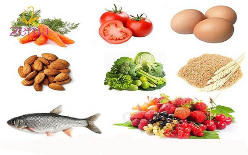 Bổ sung nhiều thực phẩm có lợi cho móng