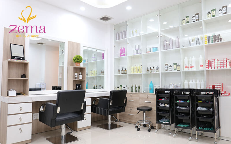 Tất cả sản phẩm làm tóc tại Zema Việt Nam đều là hàng cao cấp của Đức, Ý, Pháp