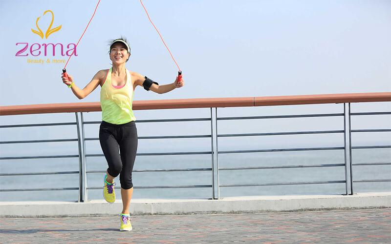 Tiết lộ những bài tập thể dục giảm cân đơn giản không phải ai cũng biết!