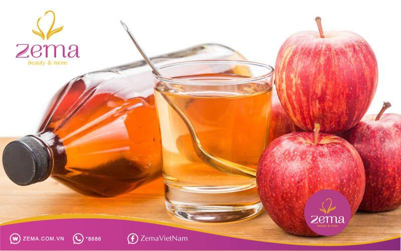 Sử dụng giấm táo trong chế độ ăn giảm cân