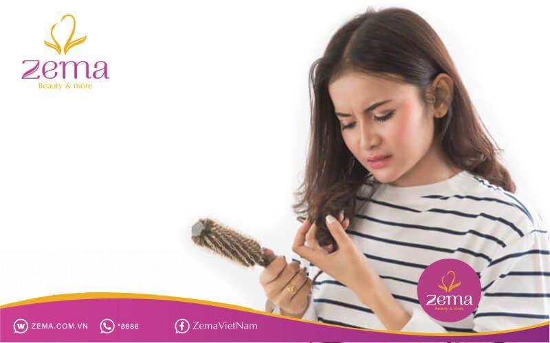 Giảm stress và lo lắng là cách để giảm tóc rụng