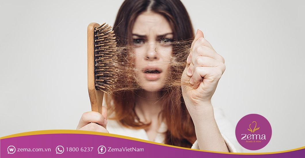 Cách phục hồi tóc tại nhà vô cùng đơn giản