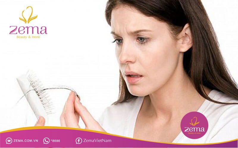 Làm sao để ngăn ngừa rụng tóc là câu hỏi được nhiều chị em đặc biệt quan tâm