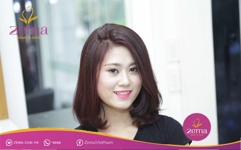 Có nên sử dụng dịch vụ duỗi tóc tại ZEMA Beauty & More