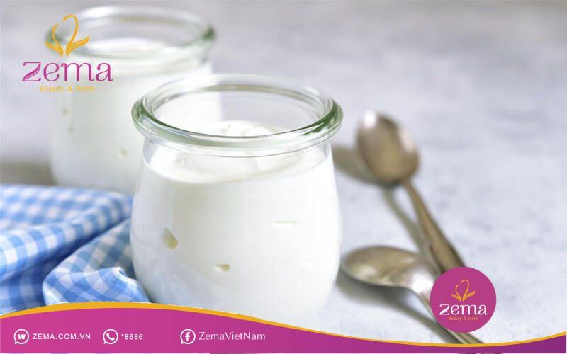 Sử dụng sữa chua giúp giảm mỡ thừa một cách hiệu quả