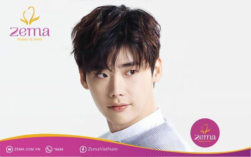Kiểu tóc nam Hàn Quốc tỉa layer