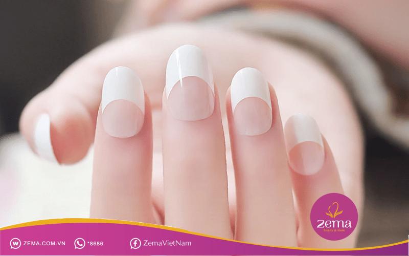 Các mẫu nail art bình dân tại TPCHM