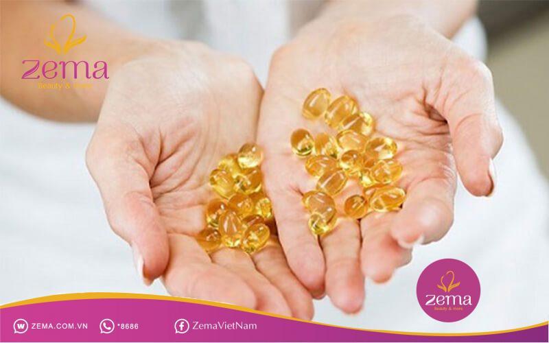 Vitamin E là dưỡng chất làm đẹp không thể thiếu của phụ nữ