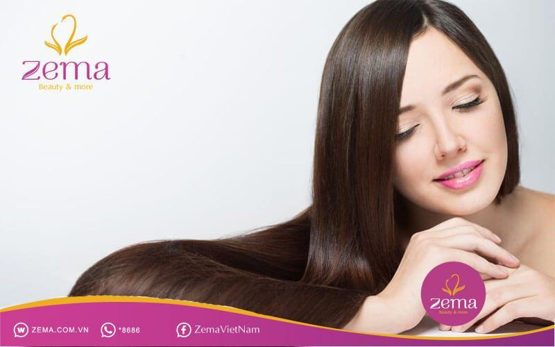Trị rụng tóc tuổi dậy thì bằng các loại thuốc bôi hoặc uống có thể giúp cải thiện tình trạng rụng tóc