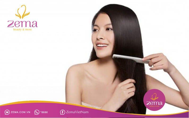 Bí quyết trị rụng tóc sau sinh hiệu quả