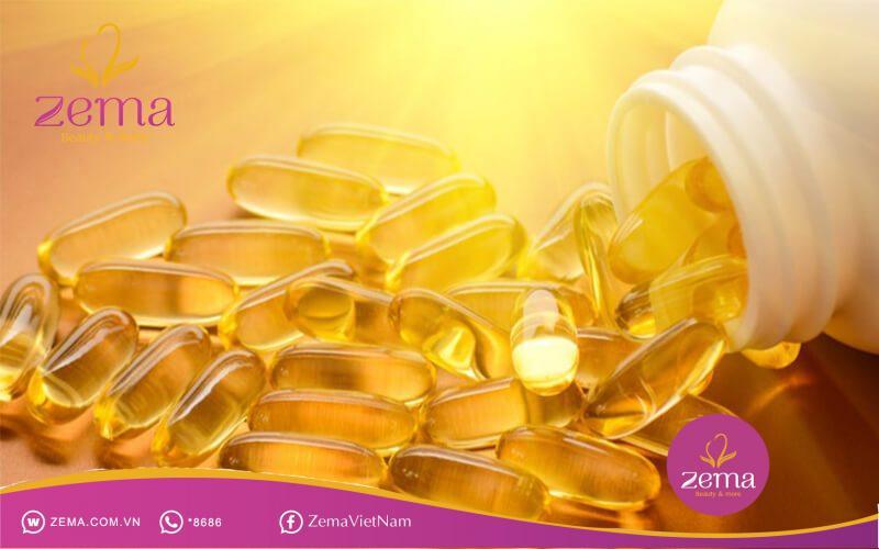 Bổ sung thêm nhiều vitamin cần thiết