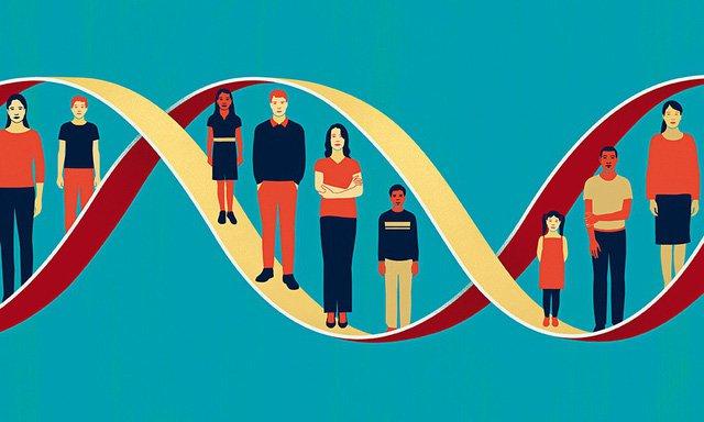 Nguyên nhân mọc ria mép do ảnh hưởng từ di truyền gia đình