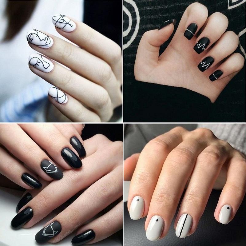 Những mẫu nail đẹp cho nàng tham khảo