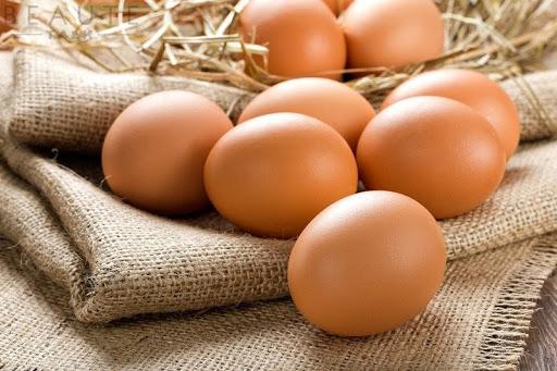 Trứng gà là nguyên liệu thiên nhiên mang đến nhiều lợi ích cho sức khỏe