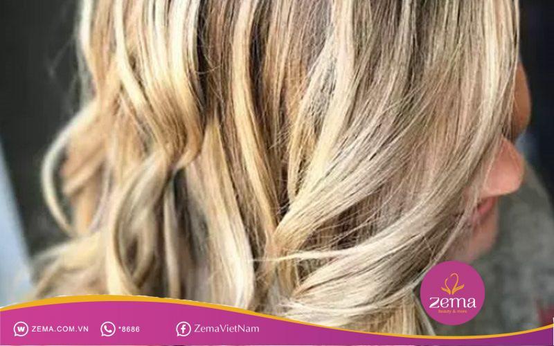 Màu tóc rất Tây hứa hẹn sự thay đổi ngoạn mục cho ngoại hình của bạn