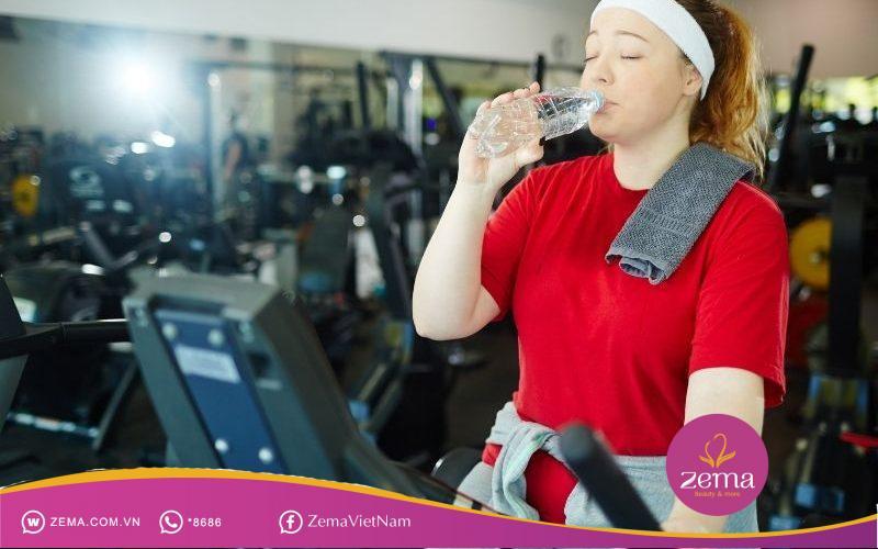 Muốn giảm cân nhanh thì phải tập thể dục