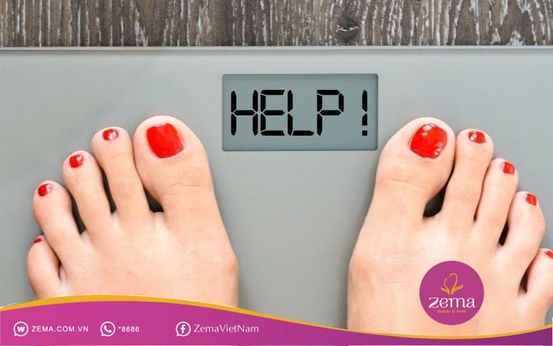 Bí quyết giảm cân sau sinh