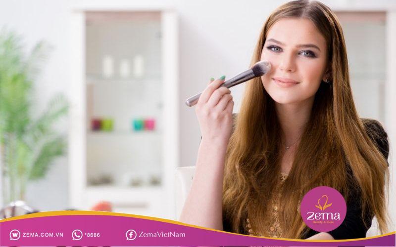 Hướng dẫn make up cơ bản nhất
