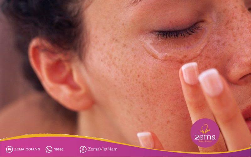 Ban đêm da dễ hấp thụ dưỡng chất hơn ban ngày
