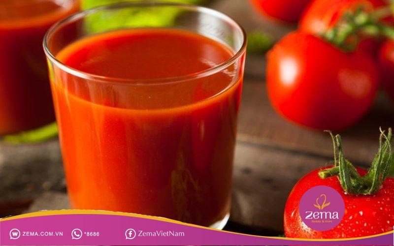 Mẹo dùng cà chua làm móng tay nhanh dài
