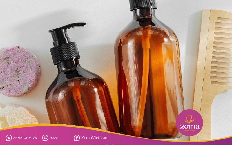 Việc lựa chọn dầu gội, dầu xả cho tóc nhuộm rất quan trọng
