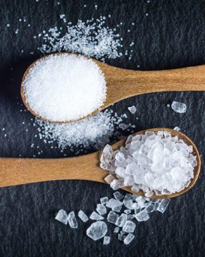 Cách tẩy nốt ruồi bằng muối i-ốt