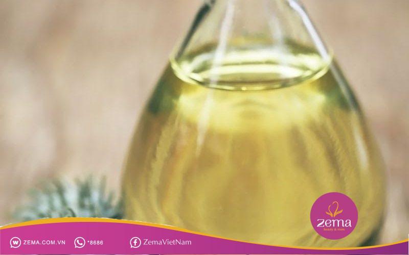 Cách tẩy nốt ruồi bằng tinh dầu thầu dầu