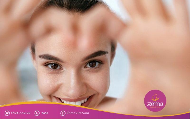 Chăm sóc da sau khi lăn kim phải cẩn thận hơn