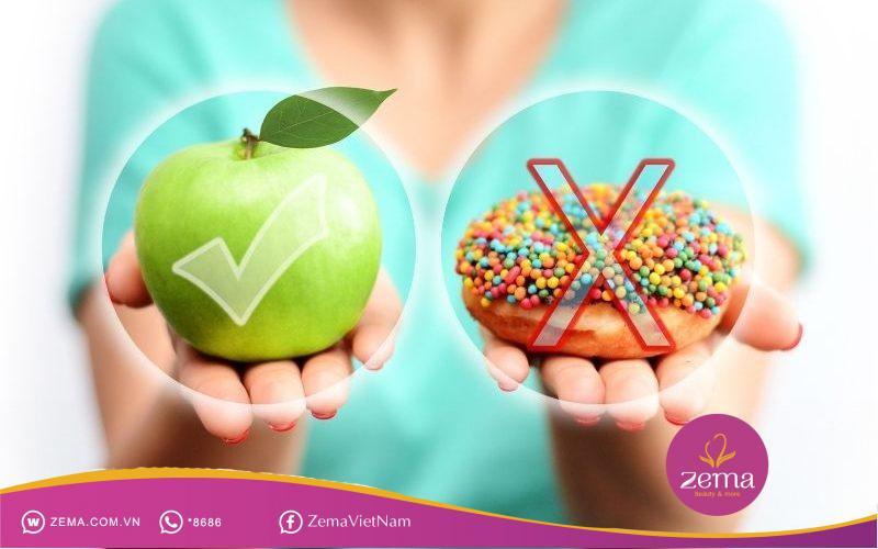 Tăng cường vitamin C để da phục hồi nhanh hơn