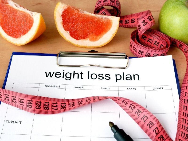 Hãy thiết lập cho mình một chế độ giảm cân