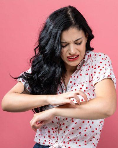 Làn da trở nên nhạy cảm hơn sau khi dùng kem trộn