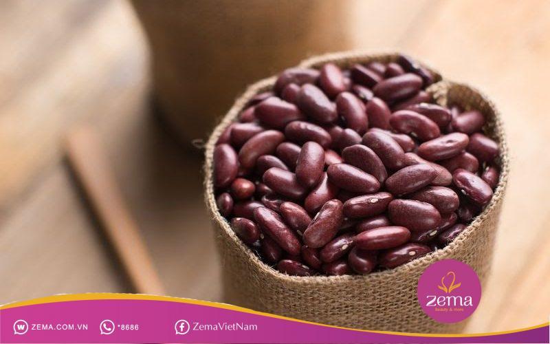 Những cách dưỡng da bằng bột đậu đỏ đơn giản