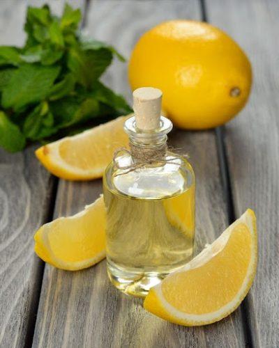 Tinh dầu chanh giúp giảm nhanh chứng rụng tóc