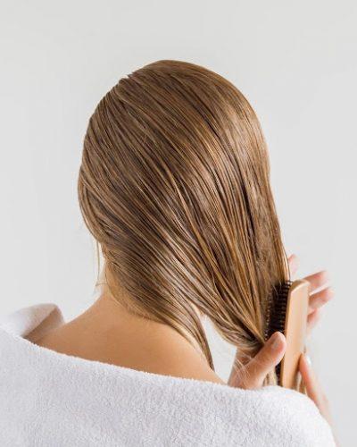 Cách giảm rụng tóc tại nhà đơn giản cho chị em