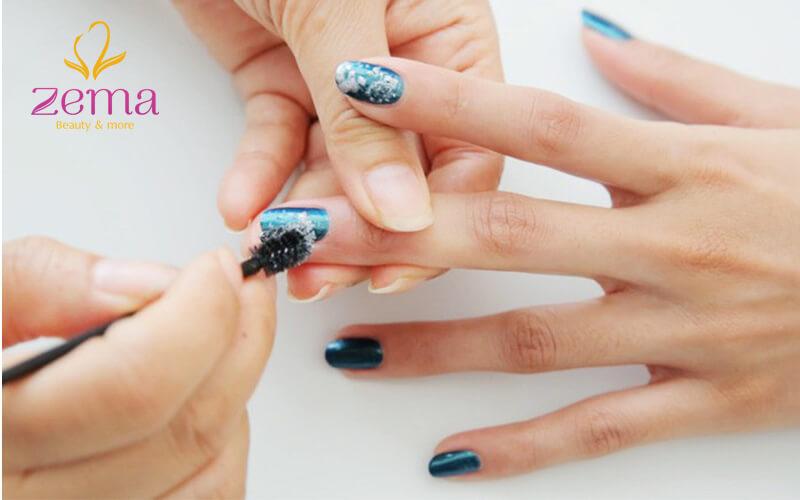 Kiểu nail cổ điển tại ZEMA Beauty & More