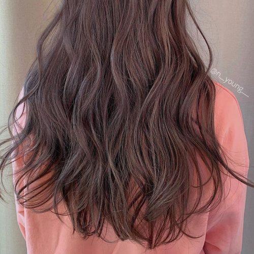 Màu tóc luôn nằm trong top yêu thích của nhiều chị em