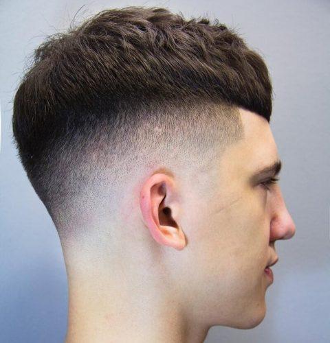 Dẫn đầu xu hướng kiểu tóc nam ngắn với Textured Crop