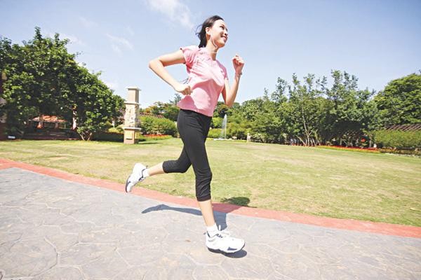 Luyện tập thể dục thể thao giúp bảo vệ sức khỏe da