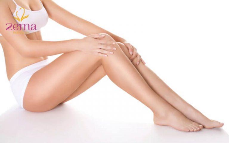 Nguyên nhân lông chân mọc ngược