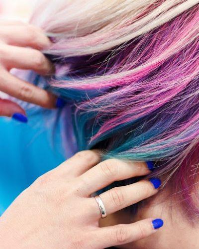 Nhuộm tóc cũng mang nhiều tác hại