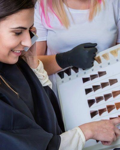 Cách lựa chọn phương pháp nhuộm tóc an toàn