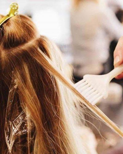 Chăm sóc tóc