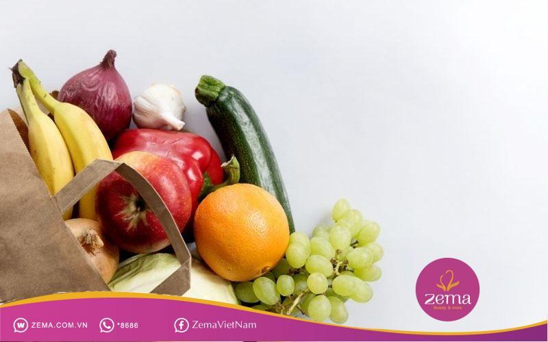 Ăn nhiều rau củ quả thay vì tinh bột để giảm cân