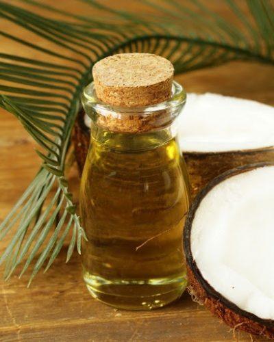 Cách trị gàu bằng dầu dừa