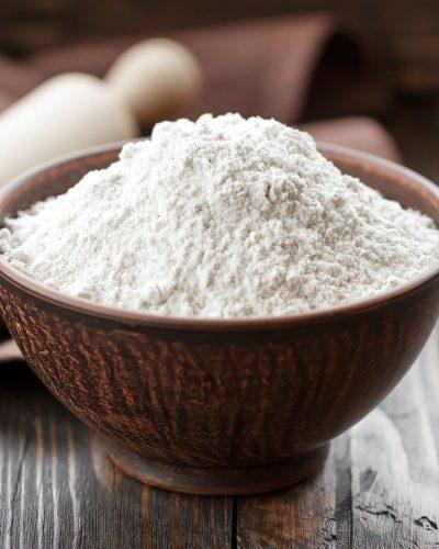 Trị lông nách tại nhà bằng bột mì
